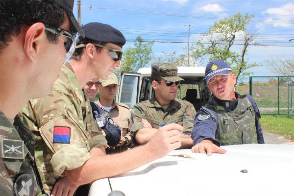 Aeronáutica participa de mais um estágio de preparação para missão de paz