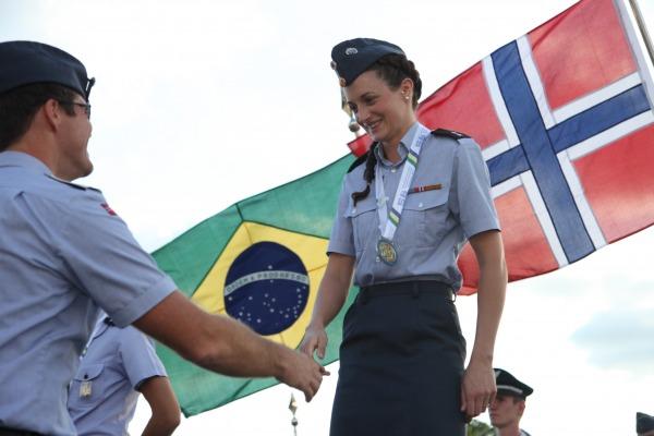 Brasil e Noruega 2