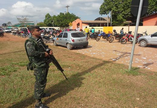 17ª Brigada de Infantaria de Selva – Eleições 2014
