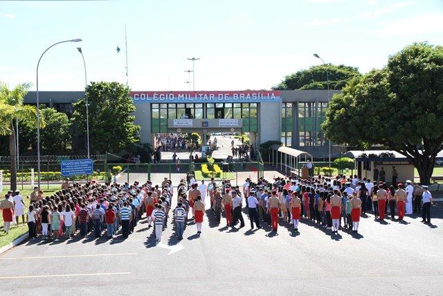 Colégio Militar de Brasília – VIII Jogos da Amizade