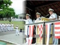 Cerimônia em comemoração ao 178º Aniversário do CIAA