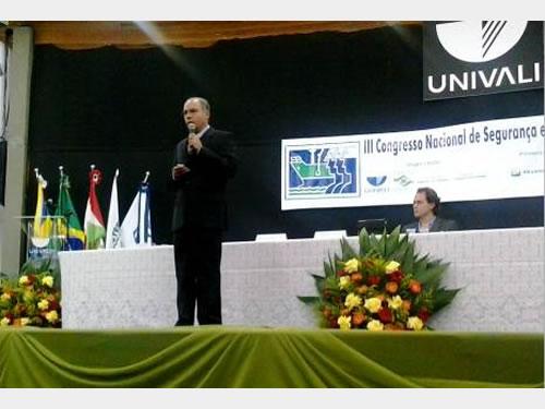 DPC participa do III Congresso Nacional de Segurança e Saúde no Trabalho Portuário e Aquaviário