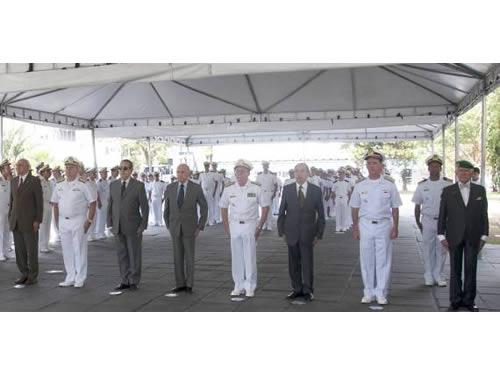 Esquadra Comemora 72º Aniversário de Criação da Força Naval do Nordeste