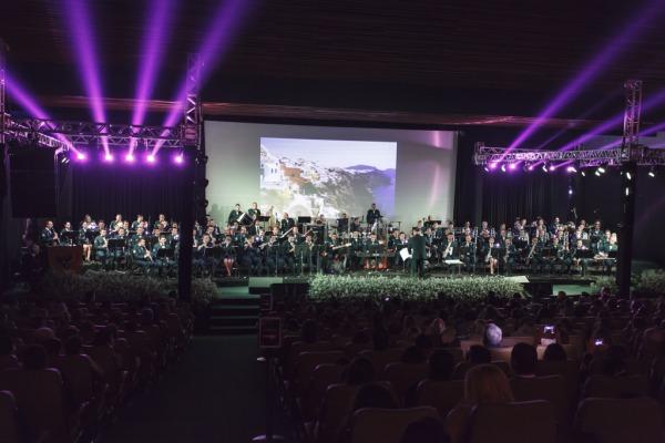 Concerto da Banda Sinfônica da Base Aérea de Brasília reúne mais de 1,4 mil pessoas