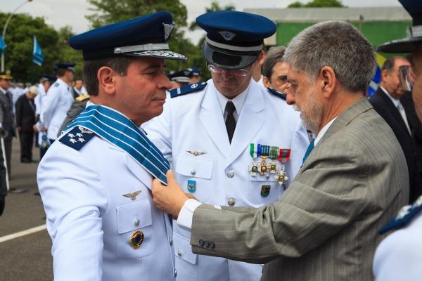 FAB entrega medalha da Ordem do Mérito Aeronáutico a 190 agraciados em Brasília