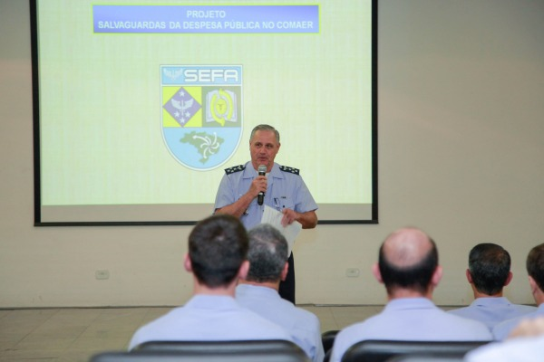 FAB prepara militares para operar novas ferramentas de gestão