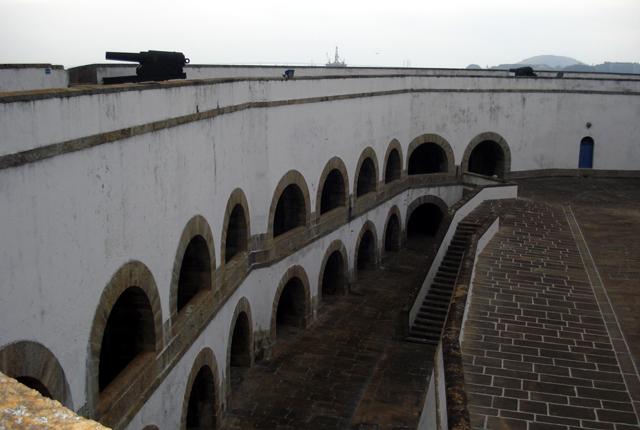 Fortaleza de Santa Cruz 3