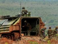 Fuzileiros Navais treinam em Formosa 1