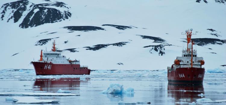 Marinha do Brasil inicia a 33ª edição da Operação Antártica