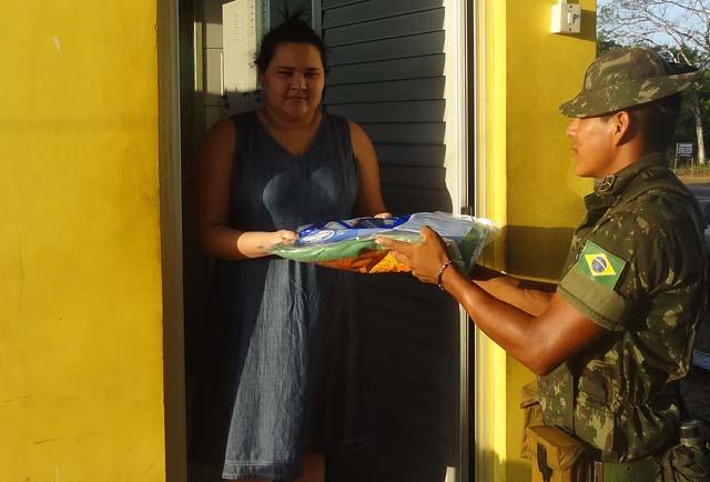 Militares do Exército auxiliam no combate ao vírus chikungunya