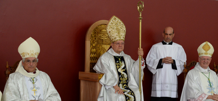 Novo arcebispo do Ordinariado 3