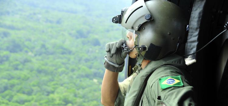Operação Amazônia aprimora interoperabilidade das Forças Armadas