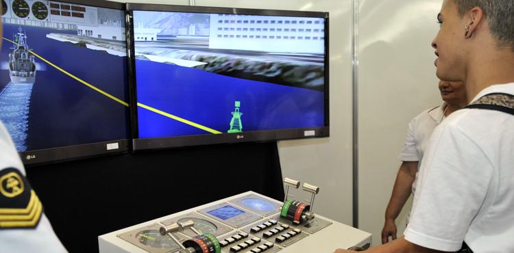 Produtos de defesa de alta tecnologia são atrações da Semana Nacional de Ciência e Tecnologia