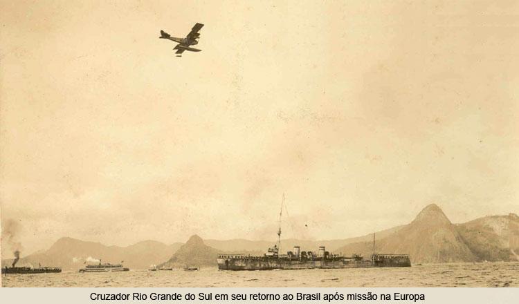 Simpósio no Museu Naval propõe revisão da I Guerra Mundial pelo ponto de vista brasileiro