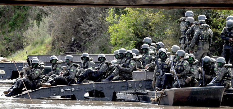 Sistema de Mobilização treina capacidades durante Operação Amazônia