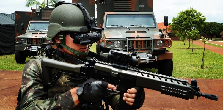 Sistema de monitoramento de fronteiras começa a operar em novembro no Mato Grosso do Sul