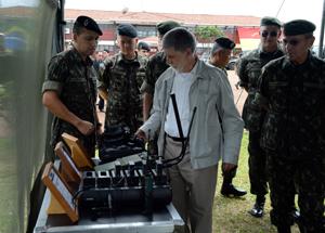 Sistema de monitoramento de fronteiras 2