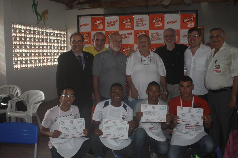 Projeto Rádio do Povo da Rádio Jornal-Recife em convênio com a AORE-PE capacitam soldados do exército da 3ª DL, e 14ª BIA AA AE, em Olinda.
