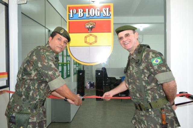 1º Batalhão Logístico de Selva – Inauguração