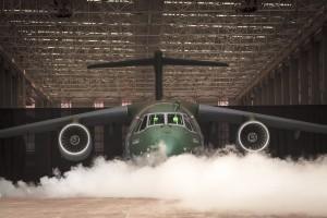 Apresentacao do KC 390