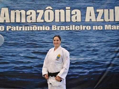 Atleta da Marinha é indicada ao Prêmio Brasil Olímpico 2014