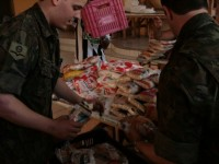 Base Aerea de Florianopolis doa 2t de alimentos 1