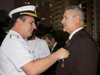 Imposição da Medalha Amigo da Marinha