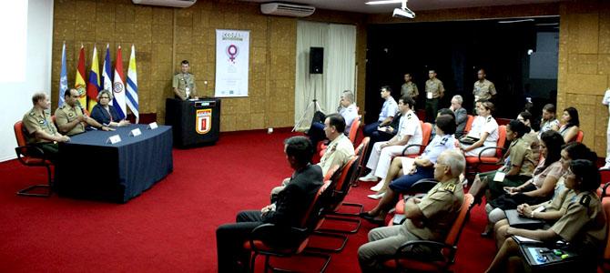 Defesa promove workshop