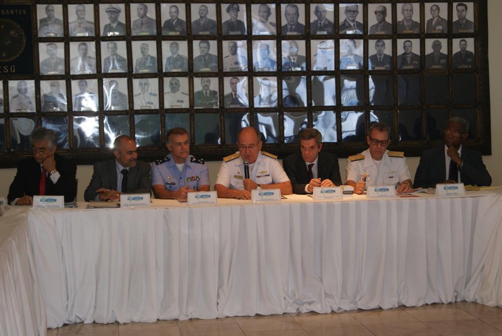 ESG e Instituto Pandiá Calógeras Realizam Workshop sobre Livro Branco de Defesa