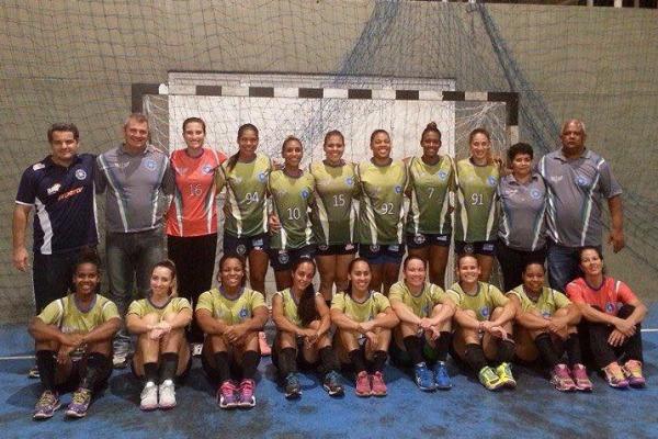 Equipe de handebol conquista título carioca de forma invicta
