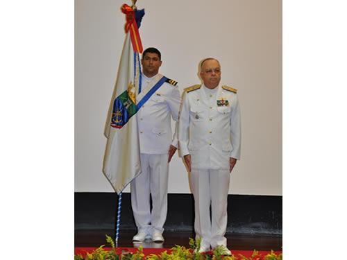 Estandarte do Comando do 9º Distrito Naval é condecorado com Ordem do Mérito Ministério Público Militar