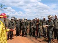 Militares e civis participam de curso 1
