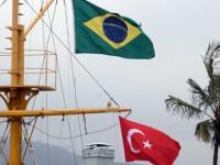 Militares e empresArios turcos visitam o Brasil