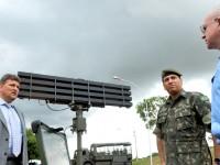 Militares russos visitam o Brasil 1