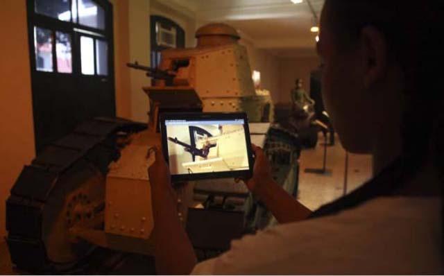 Museu Militar Conde de Linhares oferece visita virtual 1