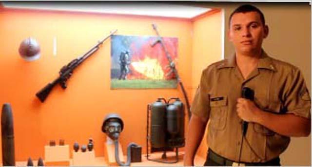Museu Militar Conde de Linhares oferece visita virtual 3