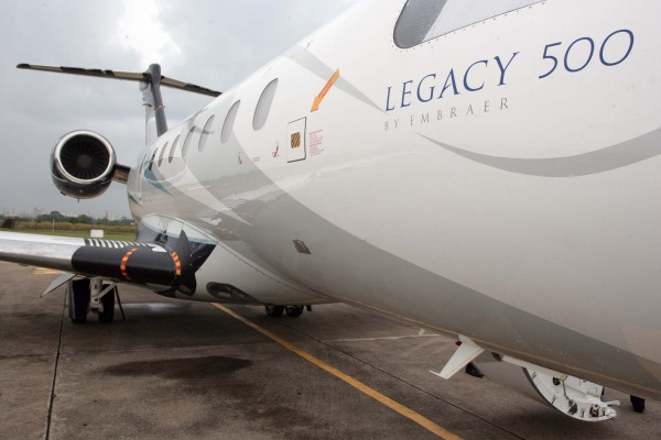 Nova aeronave