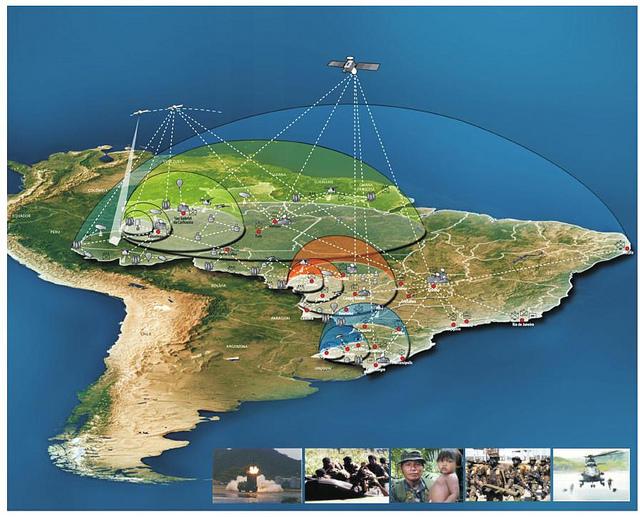 SISFRON – O mais moderno Sistema de Vigilância Terrestre do Brasil