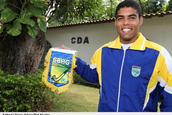 Sargento da FAB é indicado ao Oscar do esporte brasileiro