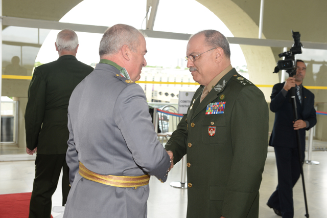 Visita do Chefe do Estado Maior do ExErcito de Portugal 4