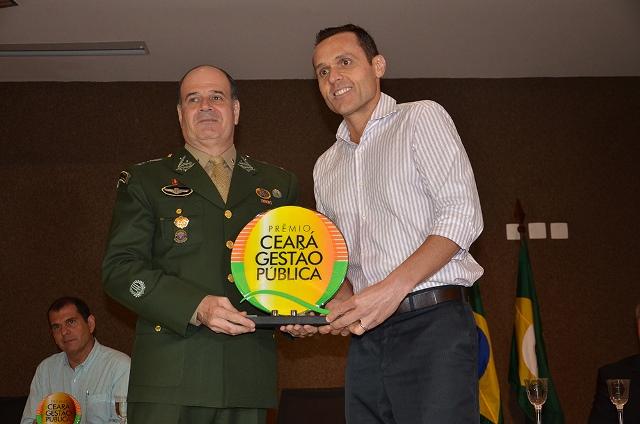 10ª Região Militar – Prêmio Ceará de Gestão Pública