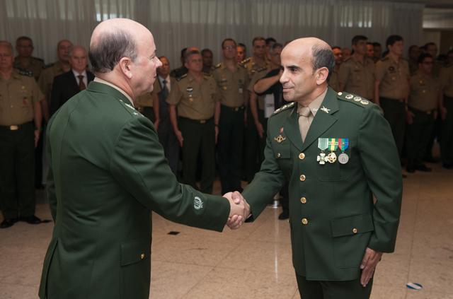 Assuncao de Comando da Base Administrativa 3
