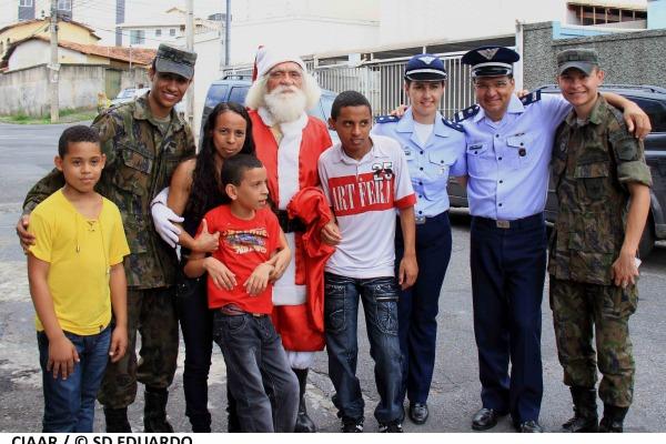 CIAAR Participa de Natal SolidArio 2