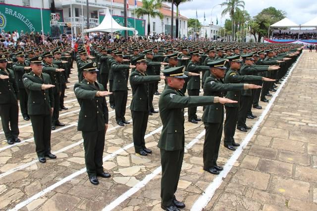 Escola de Sargentos das Armas – Cerimônia