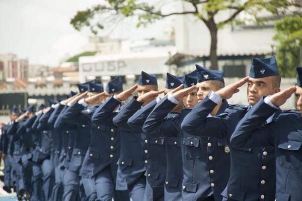 IV COMAR comemora Dia da Infantaria da Aeronáutica e forma 58 novos soldados