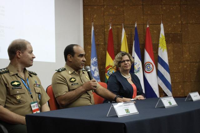 Ministério da Defesa inicia o Workshop de Proteção de Mulheres em Operações de Paz