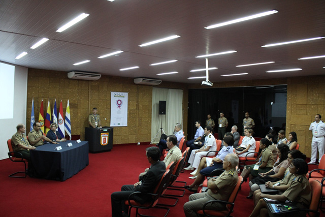 Ministerio da Defesa inicia o Workshop 2