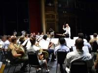 """Execução da música """"Piratas do Caribe"""" sob a regência do SO FN (MU) Luiz Carlos Nascimento"""