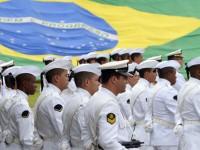 O Mérito de Tamandaré foi entregue a 240 autoridades civis e militares