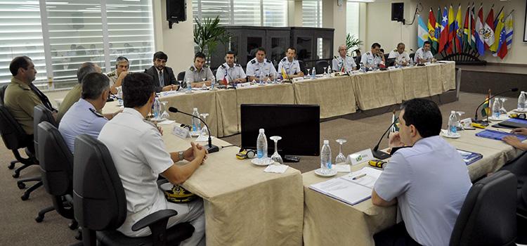 Países da Unasul concluem definição de requisitos técnicos de VANT regional